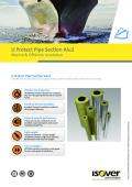 List sa podacima - U Protect Pipe Section Alu2